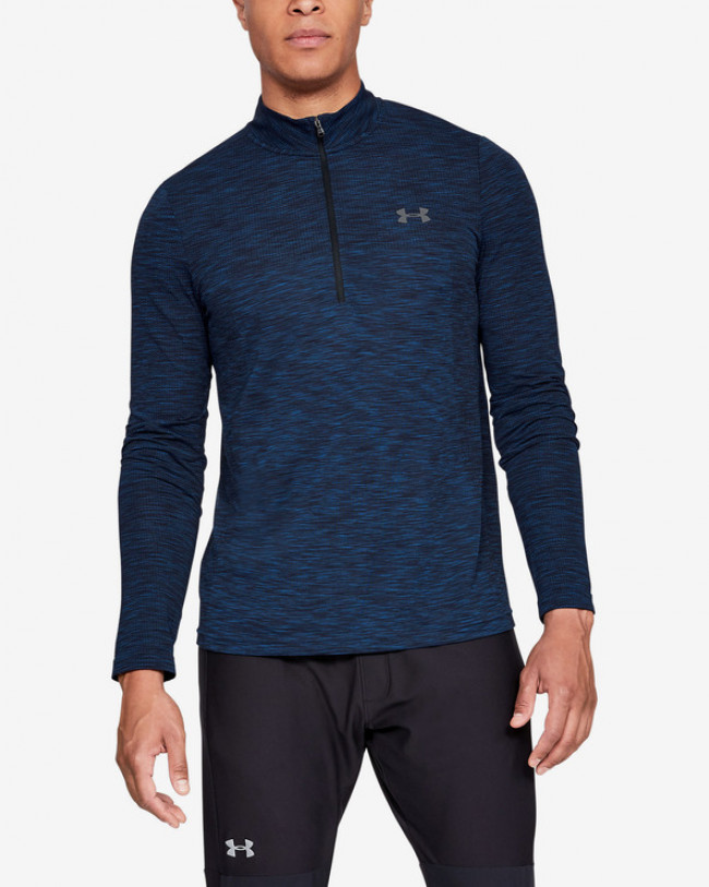 Under Armour Vanish Seamless Tričko Modrá