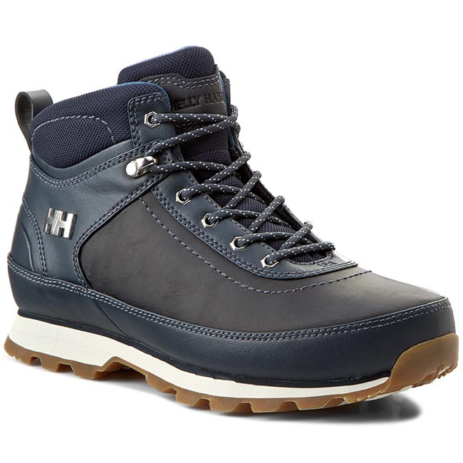 Trekingová obuv HELLY HANSEN - Calgary 108-74.597 Navy/Dark Navy/Vaporous Grey/Arctic Grey/Light Gum