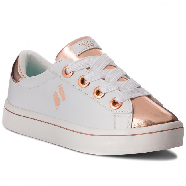 Sneakersy SKECHERS - Medal Toes 84688L/WTRG White Rose Gold