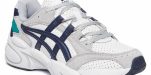 Sneakersy ASICS - Gel Bnd 1021A216 White/Peacoat