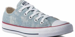 Tramky CONVERSE - Ctas Ox 163959C Washed
