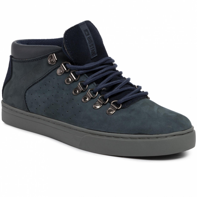 Sneakersy BIG STAR - EE174190 Navy