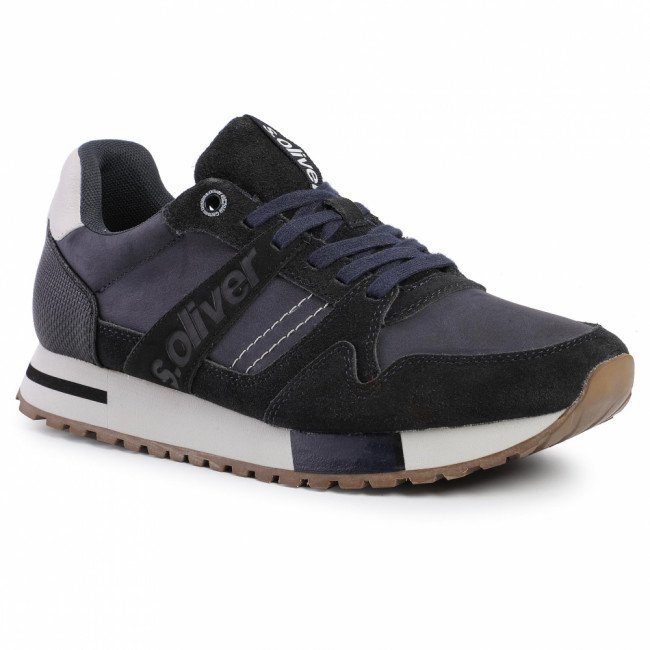 Sneakersy S.OLIVER - 5-13610-23 Navy 805