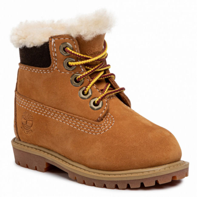 Outdoorová obuv TIMBERLAND - 6 In Prm Wp Shearling TB0A1BF52311 Wheat