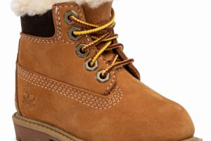 Outdoorová obuv TIMBERLAND - 6 In Prm Wp Shearling