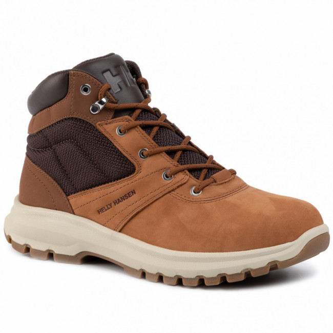 Trekingová obuv HELLY HANSEN - Montreal V2 114-25.741 Whiskey/Light Espresso/Sperry Gum