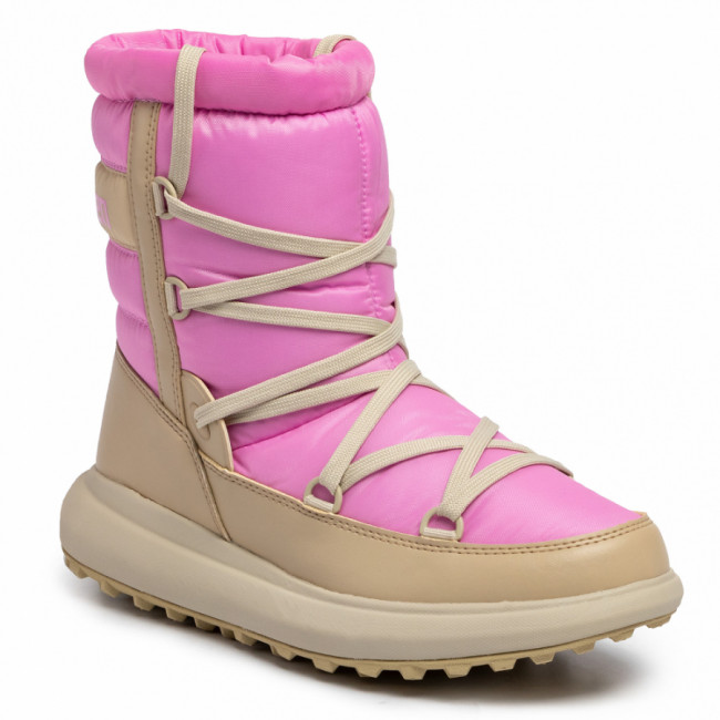Snehule HELLY HANSEN - Isolabella Court Heritage 11493_160 Aurora Pink/Hh Khaki/Castle Wall