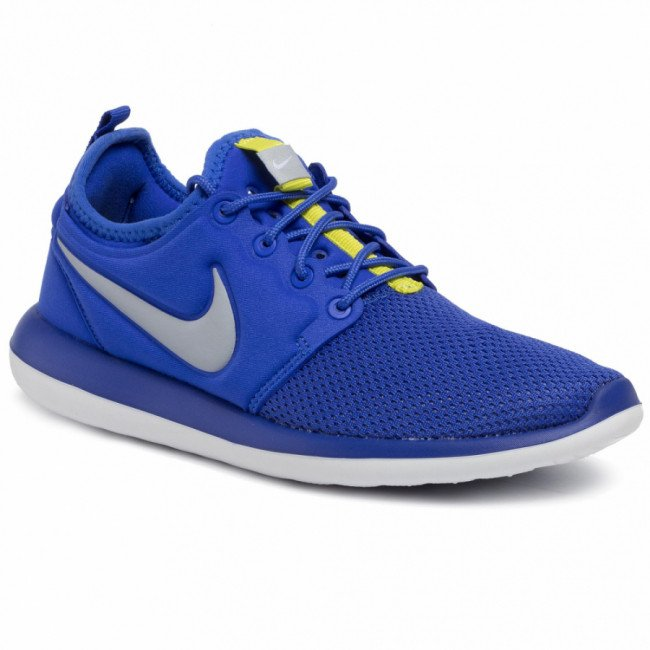 Topánky NIKE - Roshe Two (Gs) 844653 401 Paramount Blue/Wolf Grey