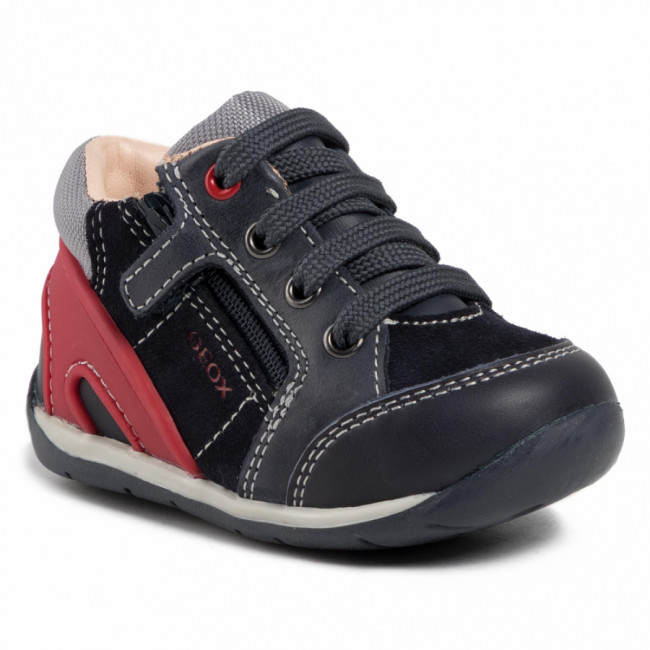 Sneakersy GEOX - B Each B. B B940BB 022CL C4P7M Dk Navy/Dk Red