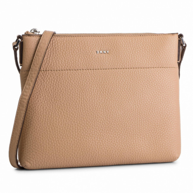 Kabelka DKNY - Beford-Card Case R84EA938 Latte LAT