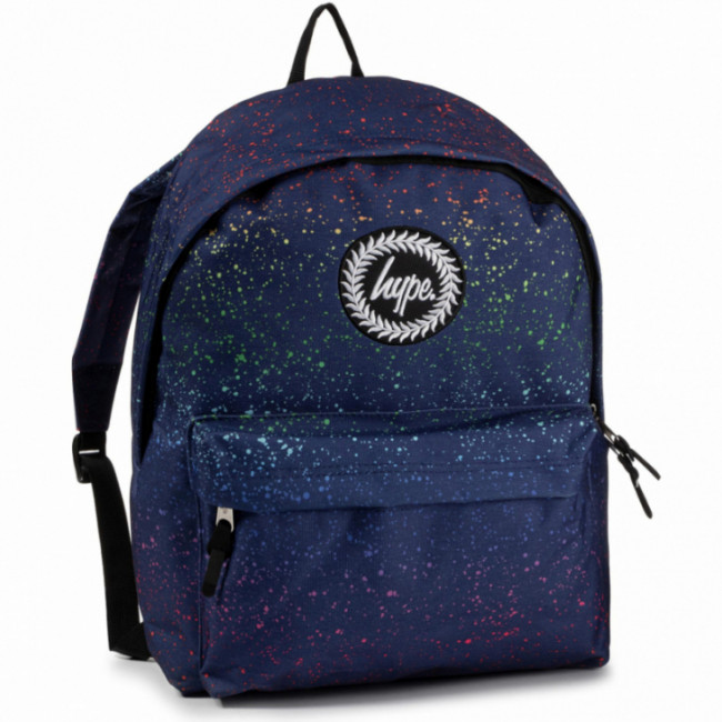 Ruksak HYPE - Backpack Rainbow Splat YYF451 Blue/Multi