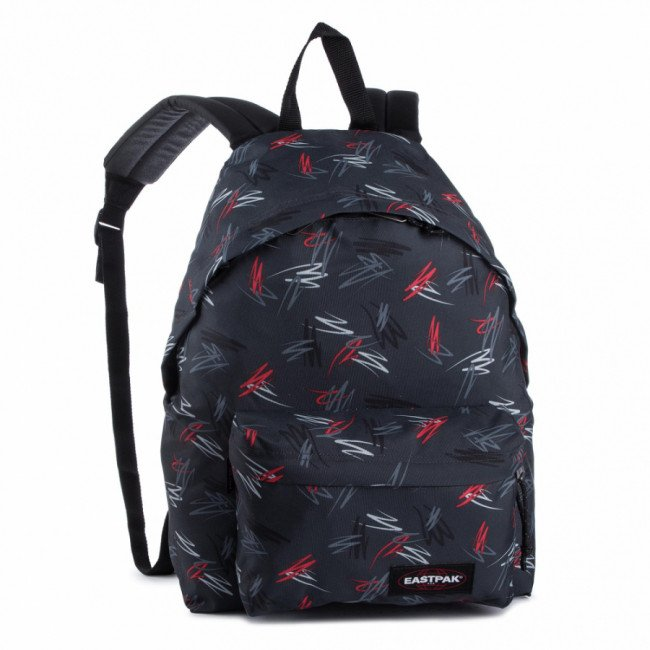 Ruksak EASTPAK - Padded Pak'R EK620 Scribble Black 93X