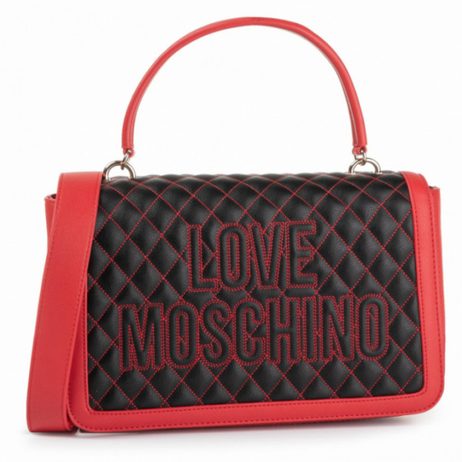 Kabelka LOVE MOSCHINO - JC4278PP08KG100B Rosso