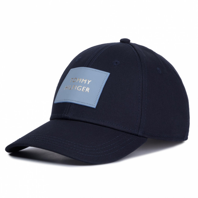 Šiltovka TOMMY HILFIGER - Patch Cap AW0AW06797 413