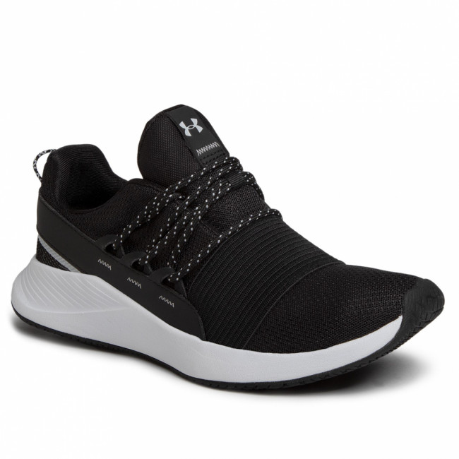 Topánky UNDER ARMOUR - Ua W Charged Breathe Lace 3022584-001  Blk
