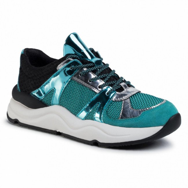 Sneakersy GEOX - D Topazio A D02GDA 014BN C4015 Turquoise