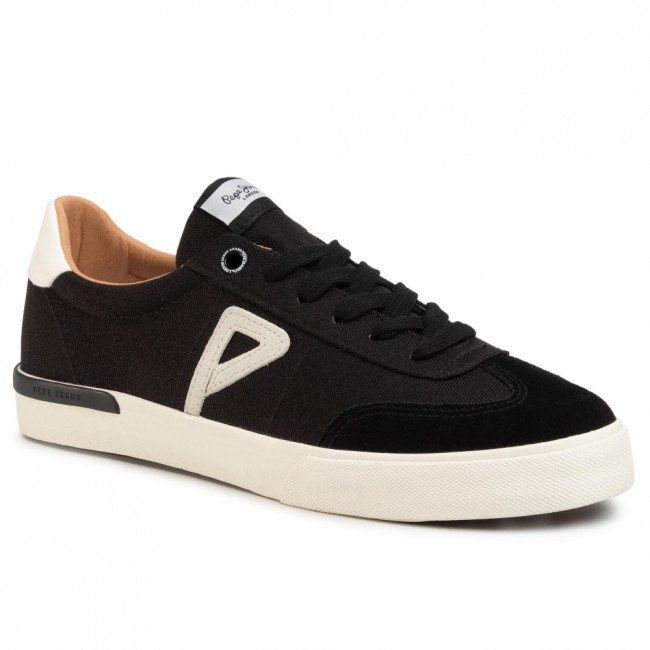 Sneakersy PEPE JEANS - North Summer PMS30633 Black 999