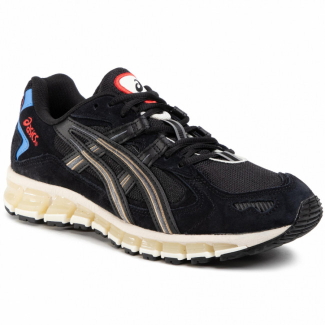Sneakersy ASICS - Gel-Kayano 5 360 1021A160  Black/Black 001