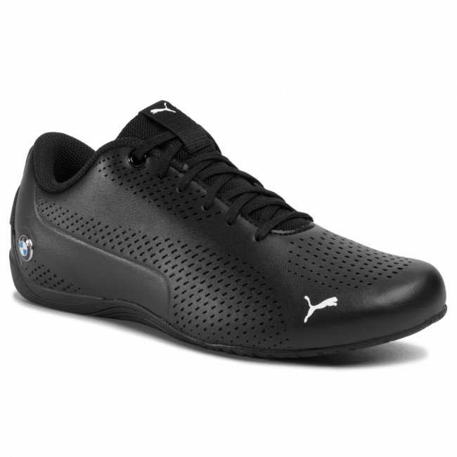 Sneakersy PUMA - BMW Mms Drift Cat 5 Ultrallm 306495 01 Puma Black/Puma Black/Marina