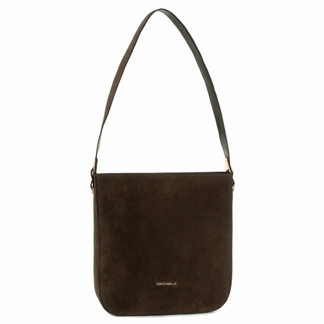 Kabelka COCCINELLE - FT6 Florence Hobo E1 FT6 13 01 01 Reef G20