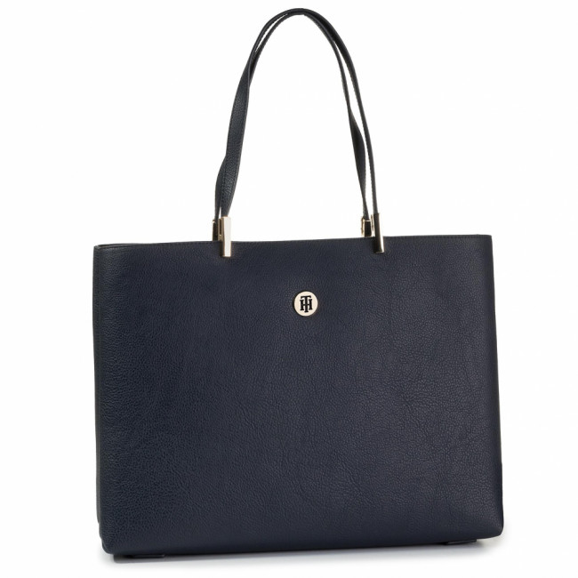 Kabelka TOMMY HILFIGER - Th Core Tote AW0AW08095 CJM