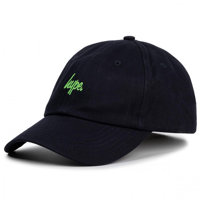 Šiltovka HYPE - Dad Hat Green Neon Flash HY006-0111 Navy/Neon Green