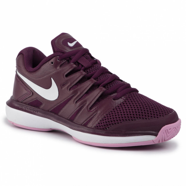 Topánky NIKE - Air Zoom Prestige Hc AA8024 603 Bordeaux/White/Pink Rise