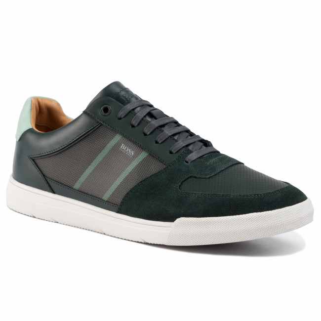 Sneakersy BOSS - Cosmopool 50417937 10214585 01 Dark Green 302