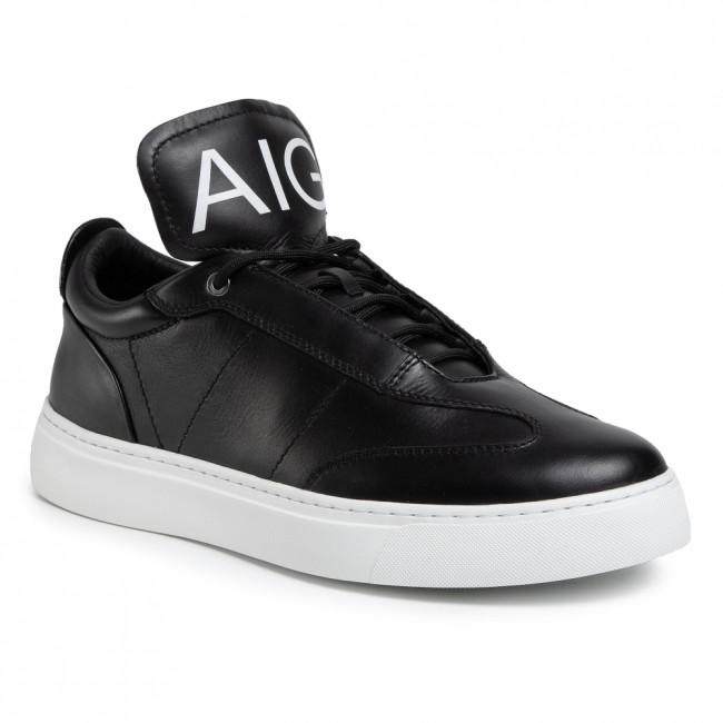 Sneakersy AIGNER - David 42 2201030 Black 001