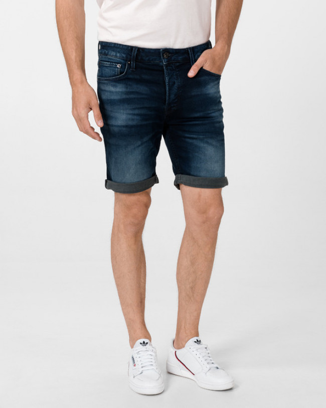 Jack & Jones Rick Icon Kraťasy Modrá