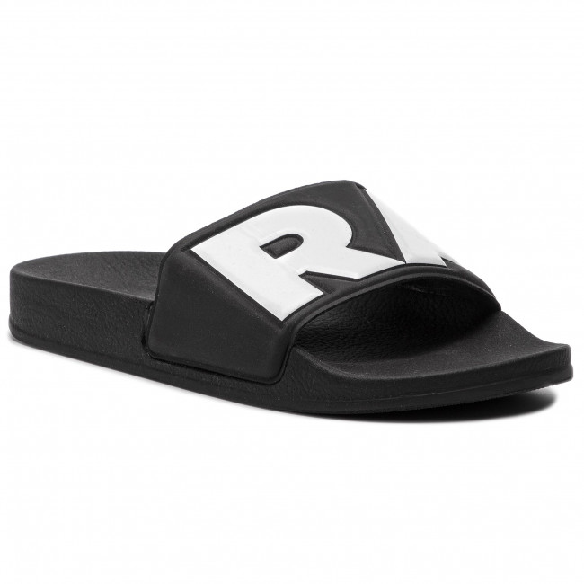 Šľapky G-STAR RAW - Cart Slide II D08733-3593-964 Black/White