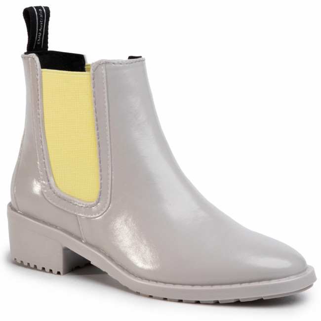 Gumáky EMU AUSTRALIA - Ellin Pop Rainboot W12241 Dove Grey/Gris Tourterelle