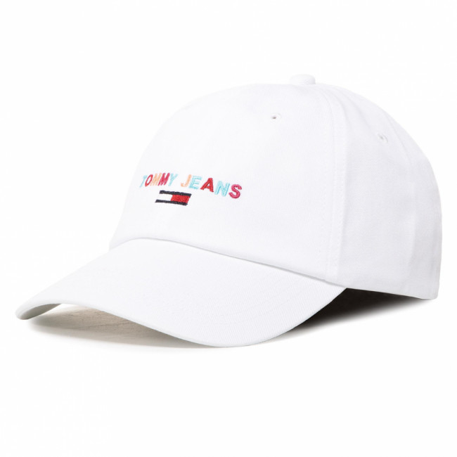 Šiltovka TOMMY JEANS - Tjw Sport Cap Embroidered AW0AW08396 YA2
