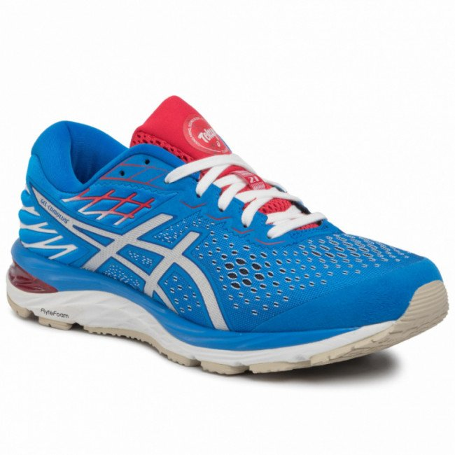 Topánky ASICS - Gel-Cumulus 21 1011A787 Electric Blue/White 400/1