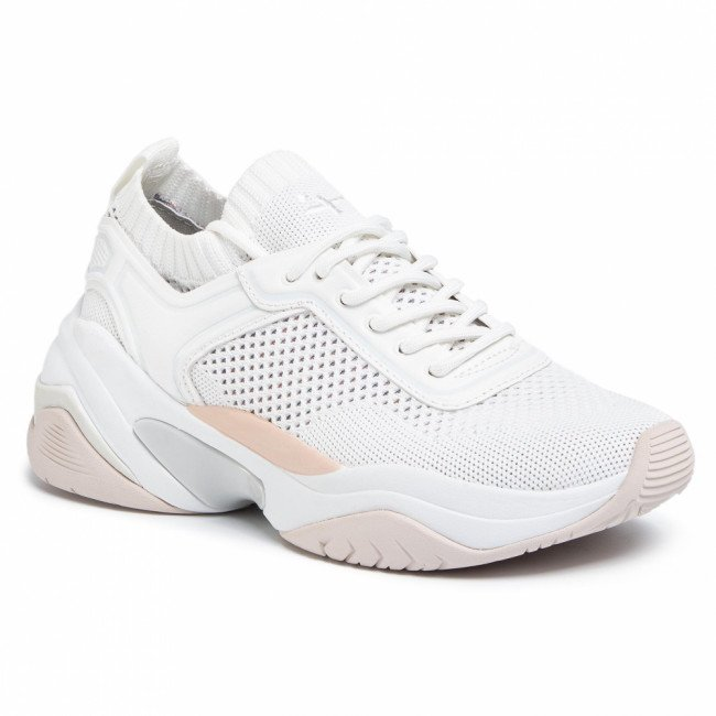 Sneakersy TAMARIS - 1-23736-24 White Comb 197