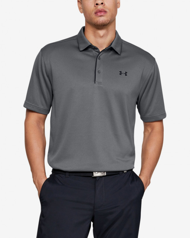 Under Armour Tech™ Polo tričko Šedá