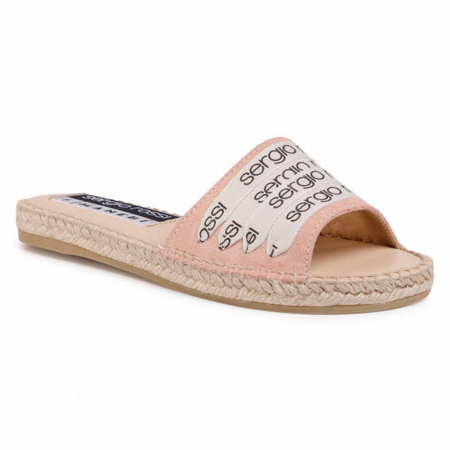 Espadrilky MANEBI - A89180-MFN975-5903  Light Rose