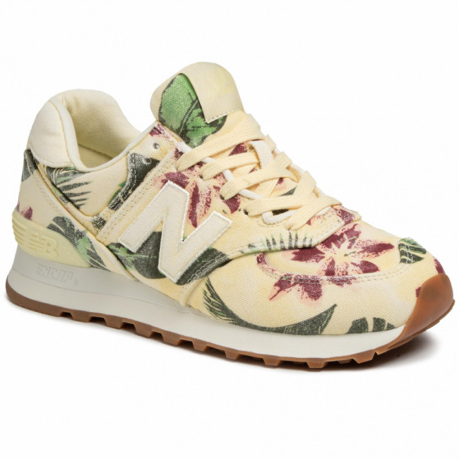 Sneakersy NEW BALANCE - WL574WOP  Medium Moyen