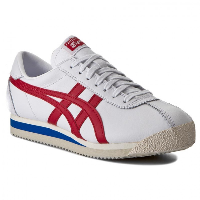 Sneakersy ONITSUKA TIGER - Corsair D713L White/True Red 0123