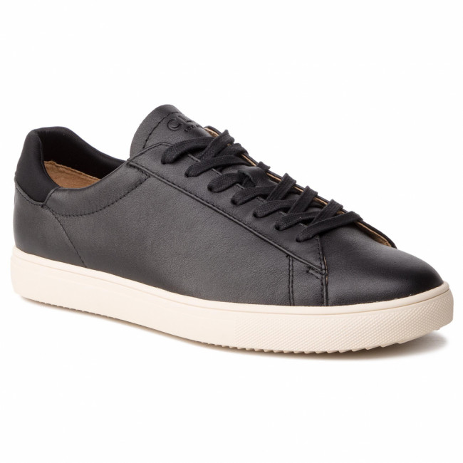 Sneakersy CLAE - Bradley CLA01297 Black Milled Leather