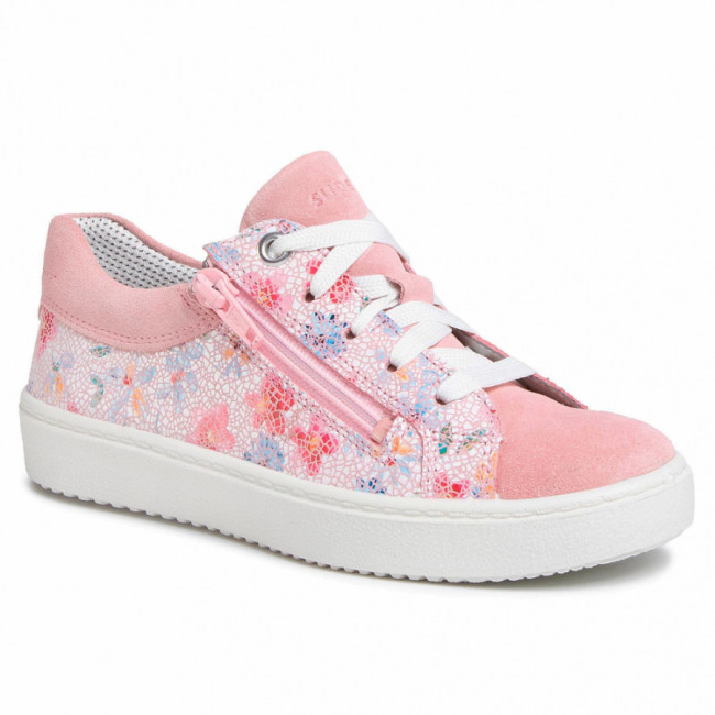 Sneakersy SUPERFIT - 6-06489-55 S Rosa