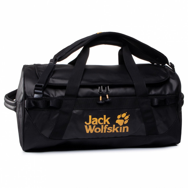 Taška JACK WOLFSKIN - Expedition Trunk 40 2008631  Black