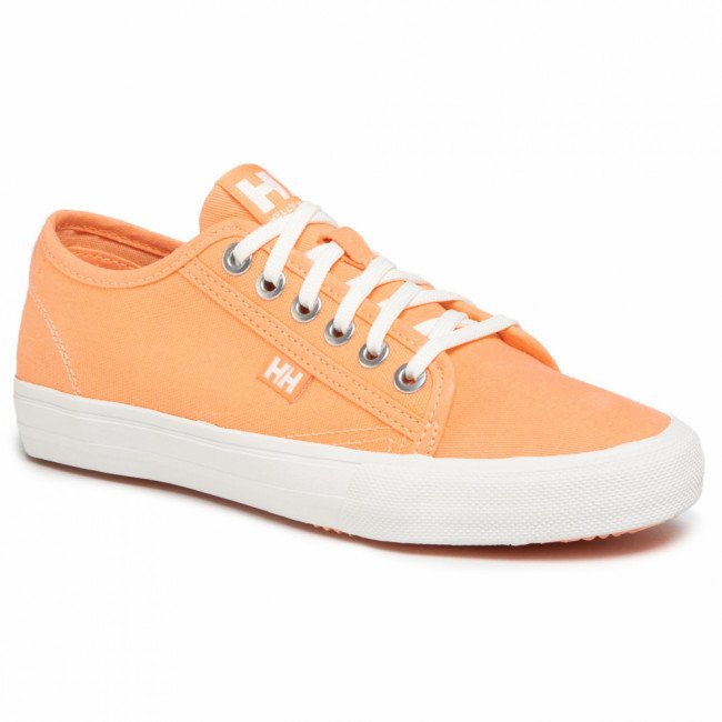 Tenisky HELLY HANSEN - Fjord Canvas Shoe V2 114-66.071 Melon/Off White