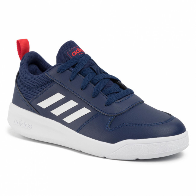 Topánky adidas - Tensaur K EF1087 Dkblue/Ftwwht/Actred