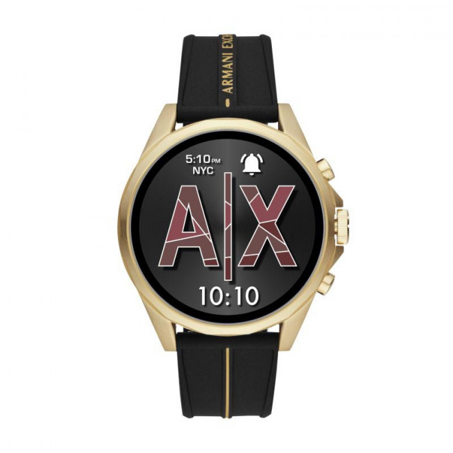 Smart hodinky ARMANI EXCHANGE - Drexler AXT2005 Black/Gold