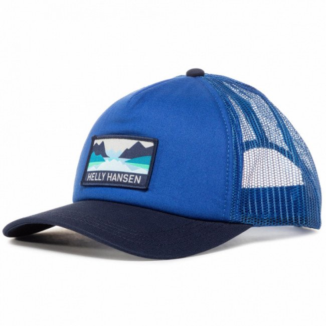 Šiltovka HELLY HANSEN - Trucker Cap 67435 Royal Blue 514