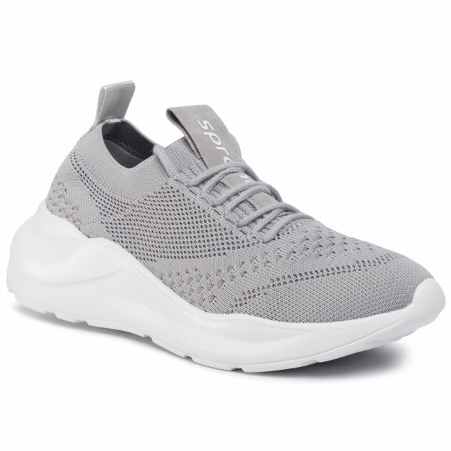 Sneakersy SPRANDI - WP07-91214-01 Grey