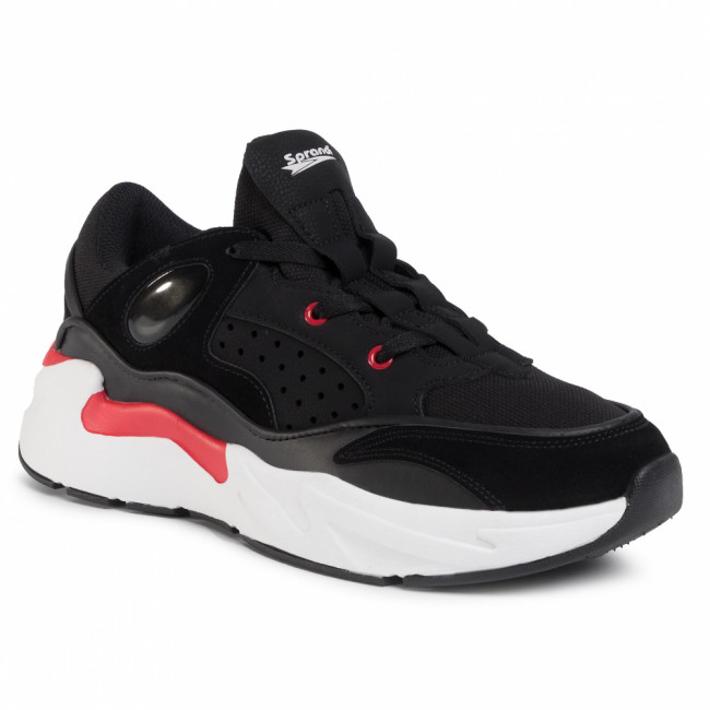 Sneakersy SPRANDI - MP40-9928W Black