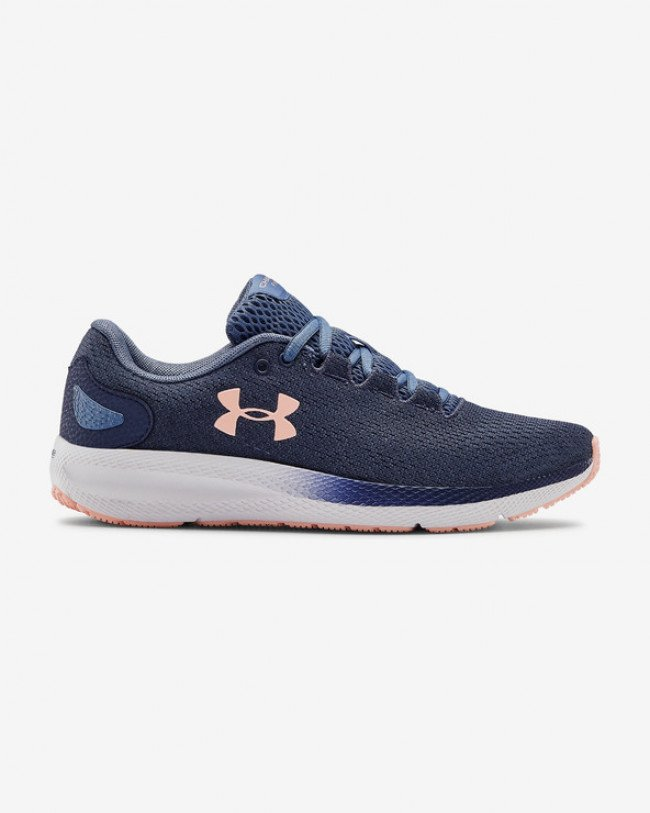 Under Armour Charged Pursuit 2 Tenisky Modrá