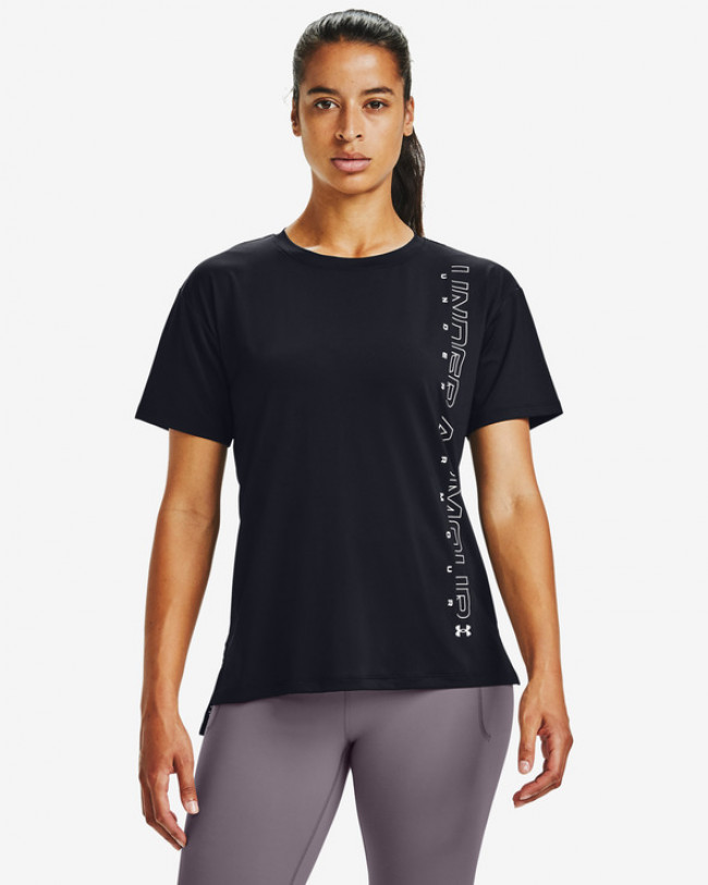 Under Armour Armour Sport Graphic Tričko Čierna